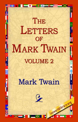Picture of The Letters of Mark Twain Vol.2