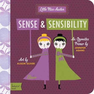 Picture of Little Miss Austen: Sense and Sensibility