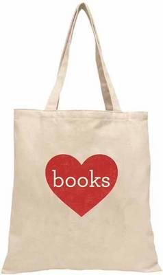 Picture of Books Tote Bag