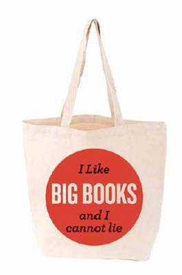 Picture of I Like Big Books and I Cannot Lie Tote