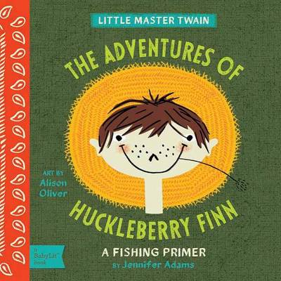 Picture of Little Master Twain: The Adventures of Huckleberry Finn