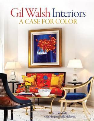 Picture of Gil Walsh Interiors: A Case for Color