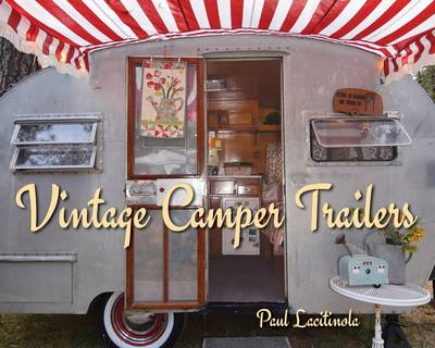 Picture of Vintage Camper Trailers