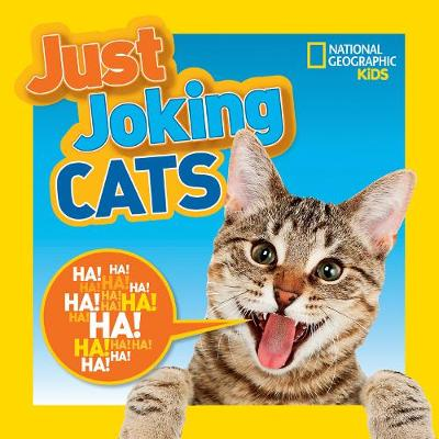 Picture of National Geographic Kids Just Joking Cats