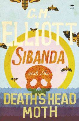 Picture of Sibanda and the death head moth