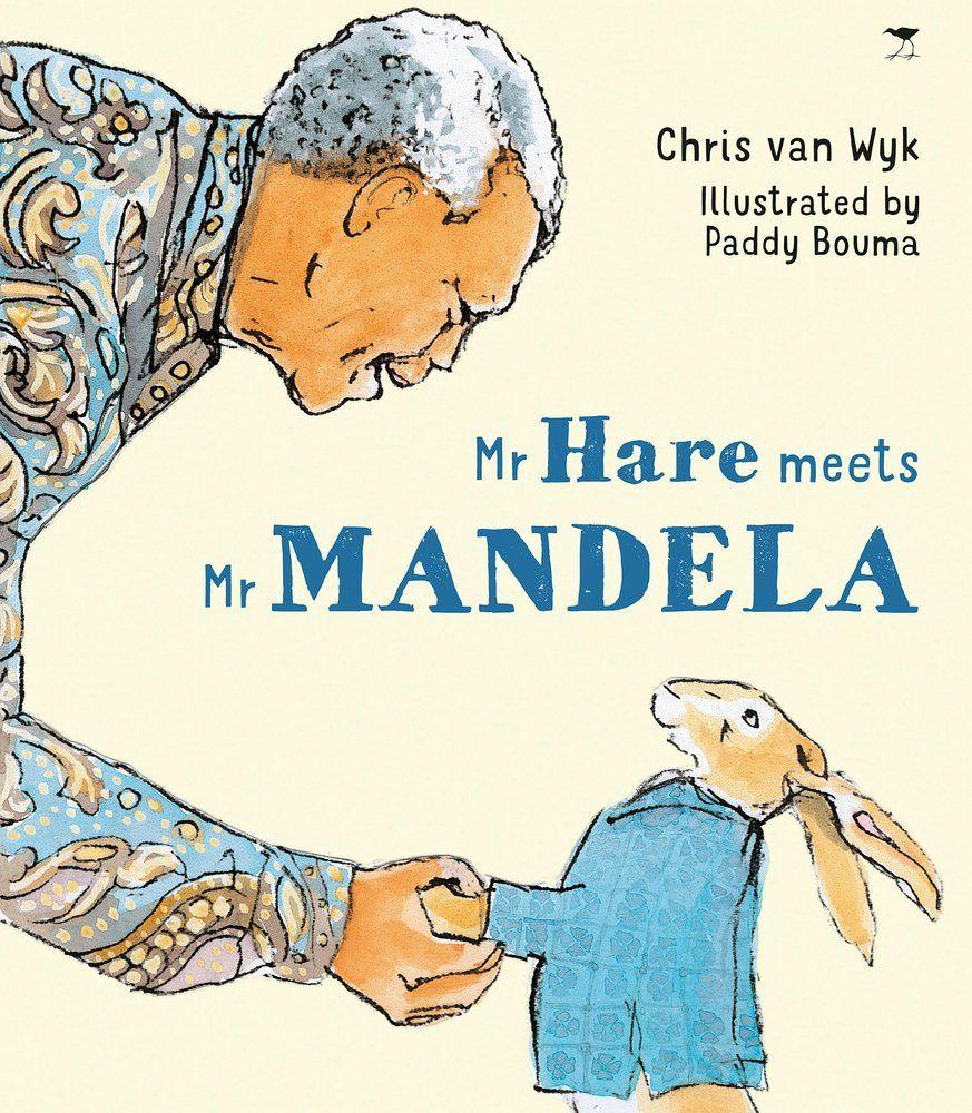 Picture of Mr Hare meets Mr Mandela