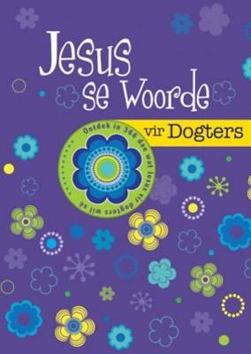 Picture of Jesus se woorde vir dogters