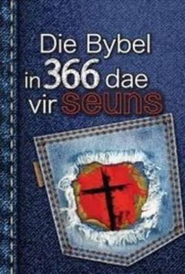 Picture of Die Bybel in 366 dae vir seuns