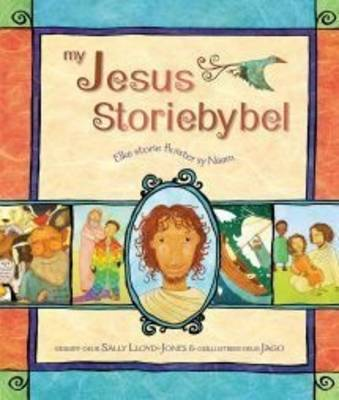 Picture of My Jesus-storiebybel