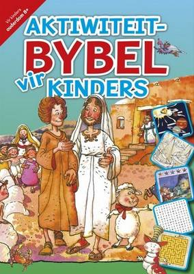 Picture of Aktiwiteit-Bybel vir kinders