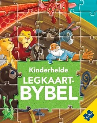 Picture of Kinderhelde legkaart-Bybel
