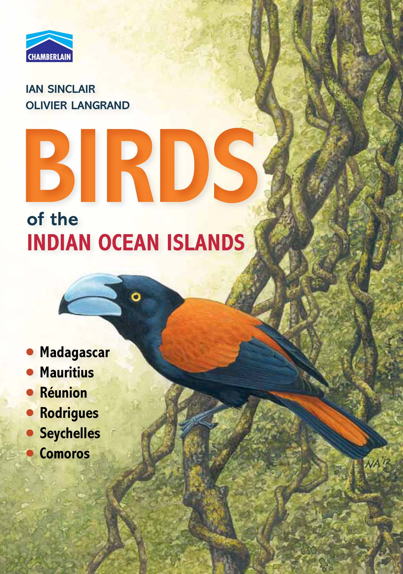 Picture of Birds of the Indian Ocean islands
