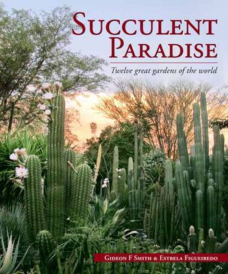Picture of Succulent Paradise: Twelve Great Gardens of the World