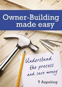 Picture of Owner-building made easy