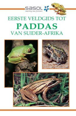 Picture of Eerste veldgids tot paddas van Suider-Afrika