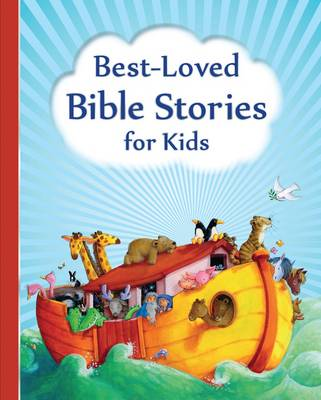 Picture of Best-loved Bible stories ror kids