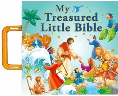Picture of My treasured little Bible