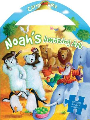 Picture of Noah's amazing ark