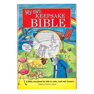 Picture of My own keepsake Bible