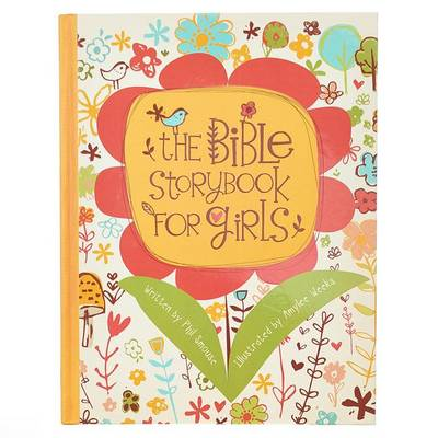 Picture of The Bible Storybook for Girls