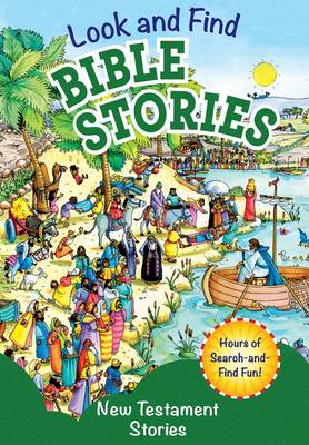Picture of Look and find bible new testament stories