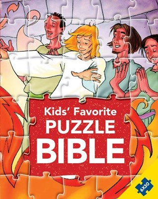 Picture of Kids' favorite puzzle Bible