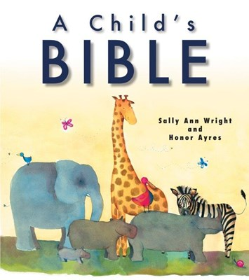 Picture of A child's Bible