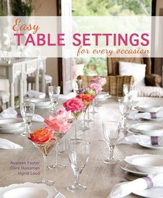 Picture of Easy table settings for every occasion