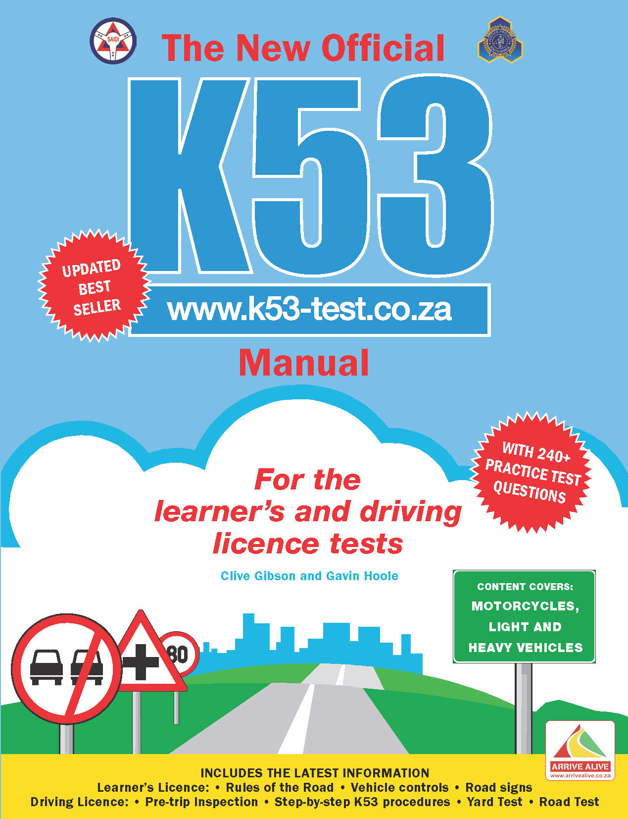 Picture of The new offcial K53 manual