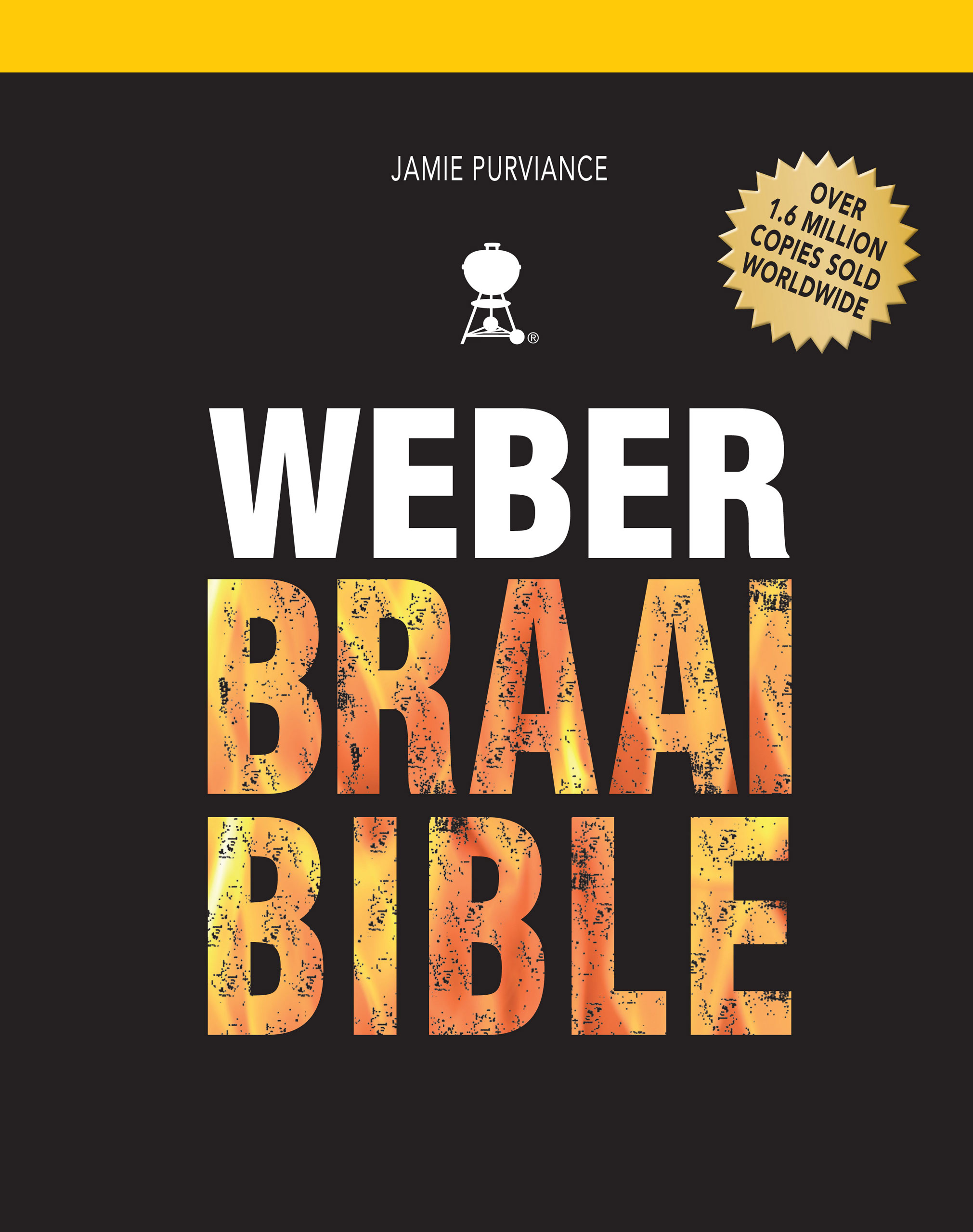 Picture of Weber's braai Bible