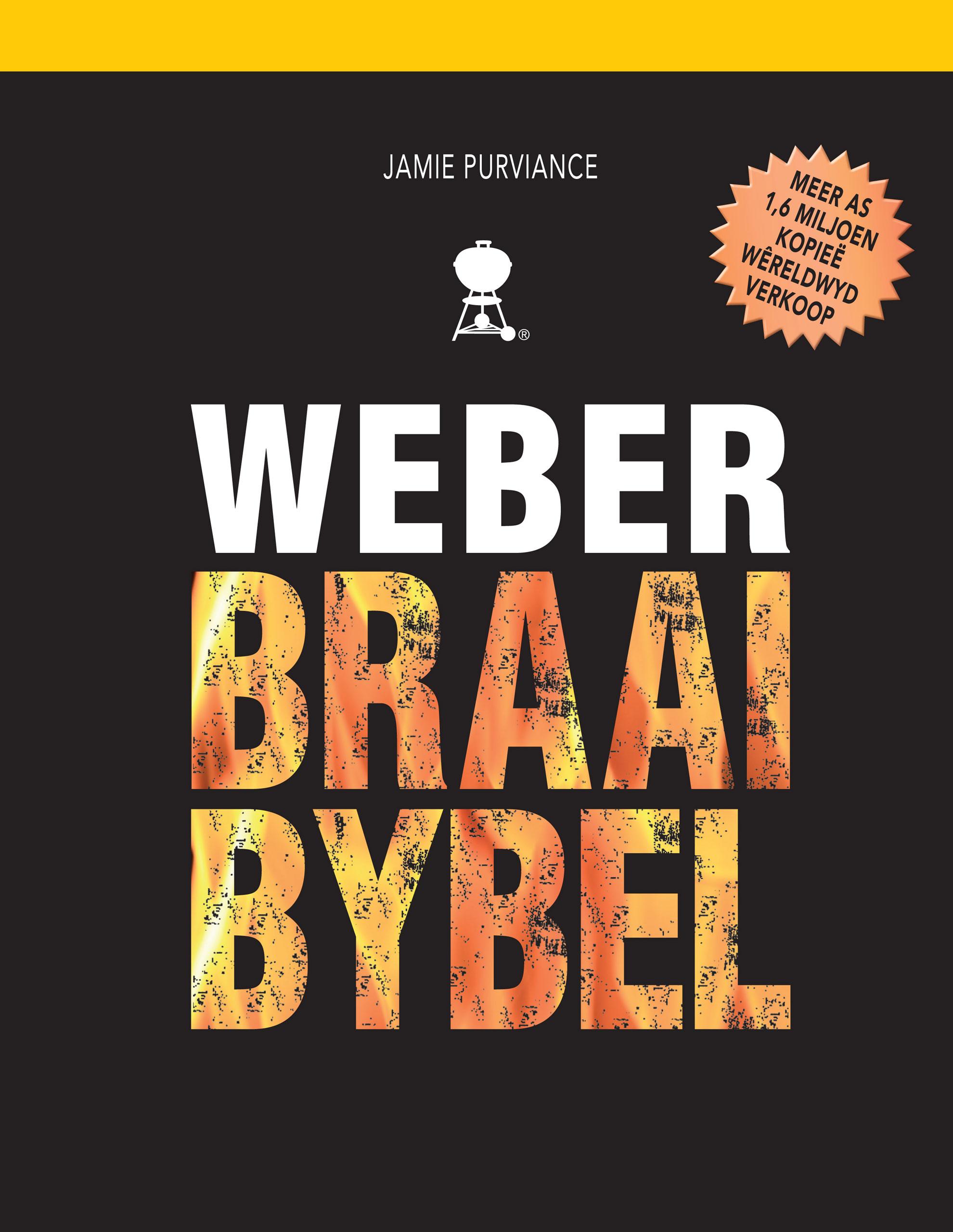 Picture of Weber se Braaibybel