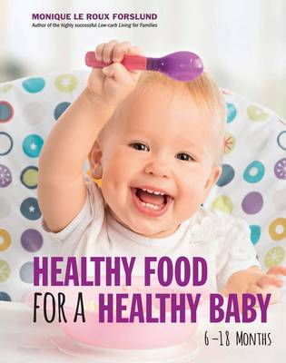 Picture of Healthy food for a healthy baby