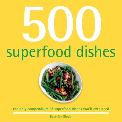 Picture of 500 Superfood dishes