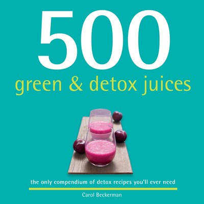 Picture of 500 Green and detox juices