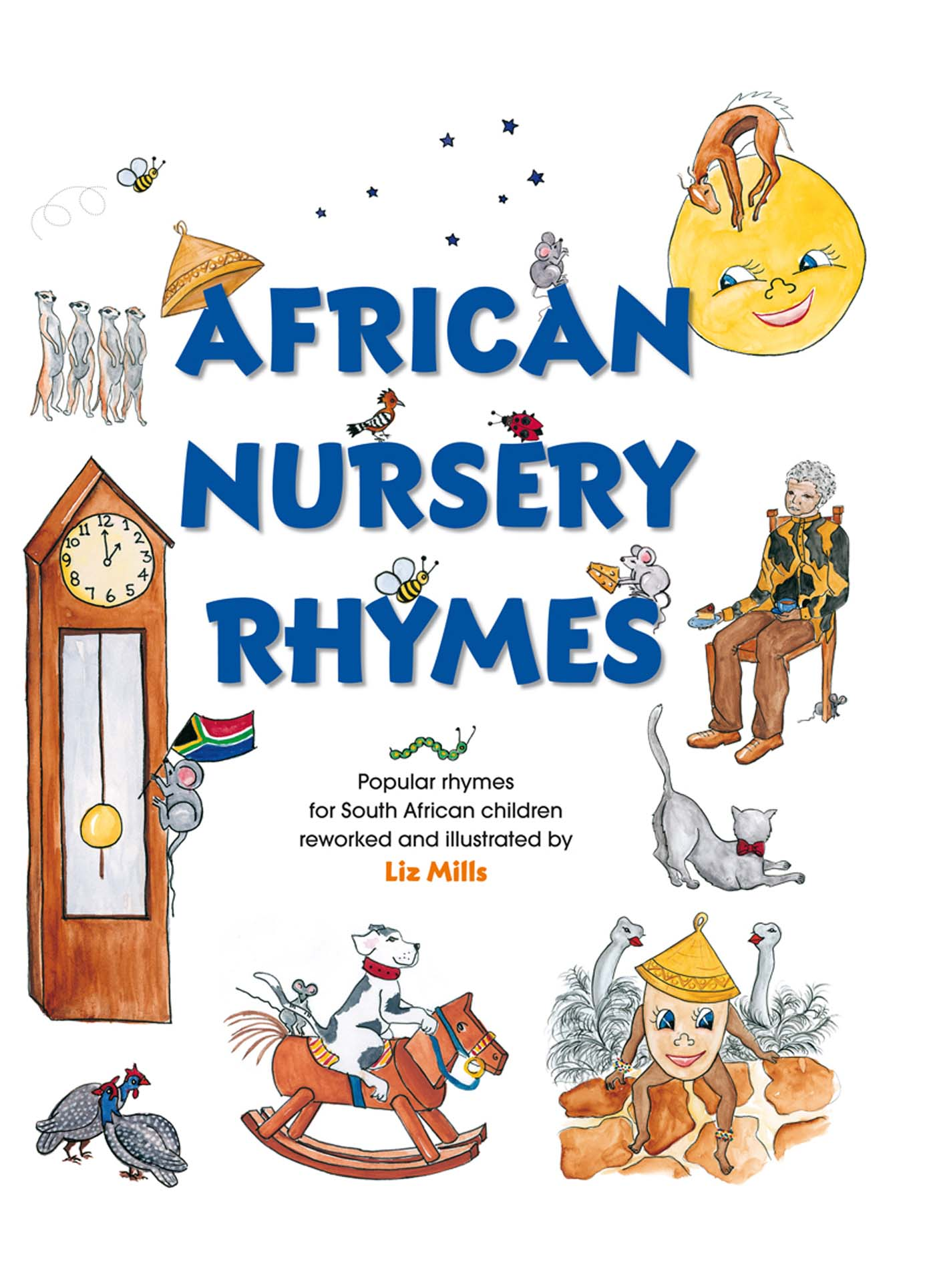 Picture of African nursery rhymes
