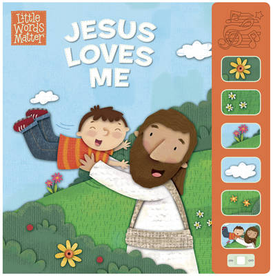 Picture of Jesus Loves Me, Sound Book