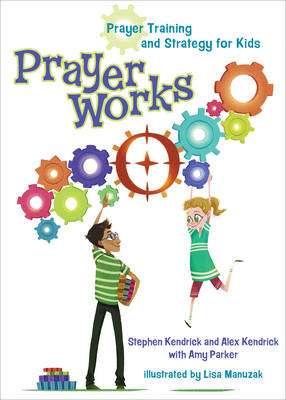 Picture of Prayerworks: Prayer Strategy and Training for Kids