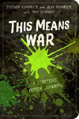 Picture of This Means War: A Strategic Prayer Journal