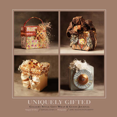Picture of Uniquely Gifted: Gallery Style Gift Wrap & Guest Journal