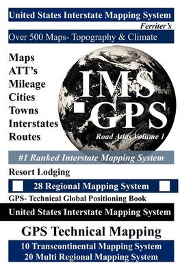 Picture of United States Road Atlas Volume 1: United States Interstate Mapping System