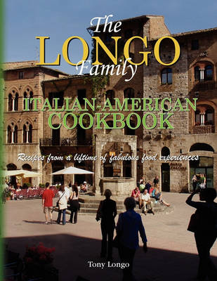 Picture of The Longo Family Italian-American Cookbook