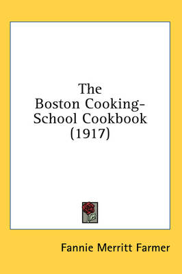 Picture of The Boston Cooking-School Cookbook (1917)