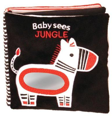 Picture of Jungle: A Soft Book and Mirror for Baby!