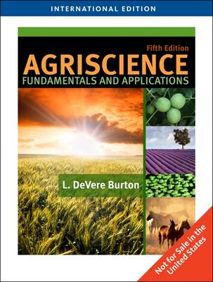 Picture of Agriscience Fundamentals and Applications