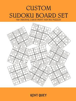 Picture of Custom Sudoku Board Set