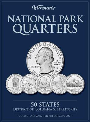 Picture of National Parks Quarters: 50 States + District of Columbia & Territories: Collector's Quarters Folder 2010-2021