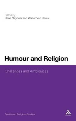Picture of Humor and Religion: Challenges and Ambiguities