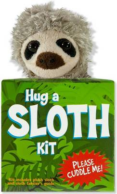 Picture of Hug a Sloth Kit (Book with Plush)