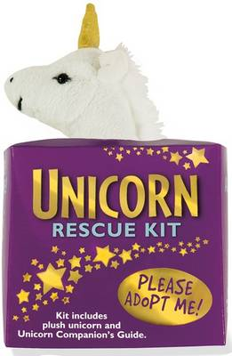 Picture of Unicorn Rescue Kit (Book with Plush)