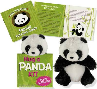 Picture of Hug a Panda Kit (Book with Plush)